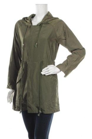 Дамско яке, Размер L, Цвят Зелен, Цена 25,99лв.