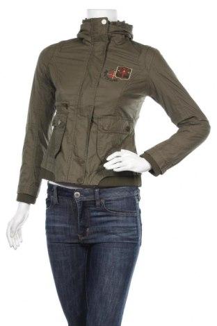Дамско яке, Размер S, Цвят Зелен, Цена 51,87лв.