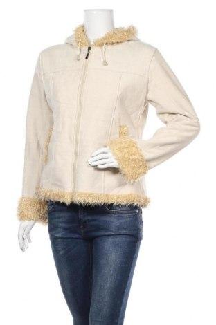 Дамско яке, Размер L, Цвят Бежов, Цена 21,26лв.