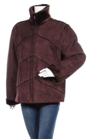 Дамско яке, Размер XL, Цвят Кафяв, Цена 13,65лв.
