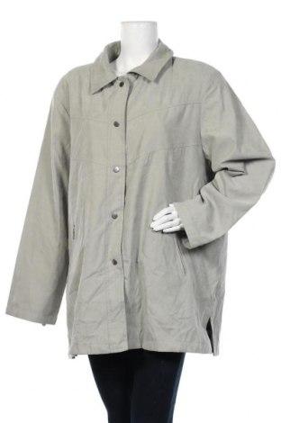 Дамско яке, Размер XXL, Цвят Зелен, 88% полиестер, 12% полиамид, Цена 11,66лв.