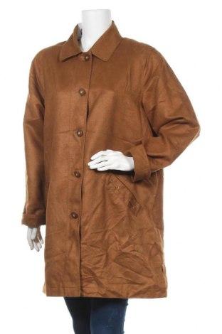 Дамско яке, Размер L, Цвят Кафяв, Цена 10,63лв.