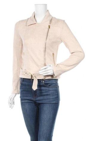 Дамско яке Ally, Размер S, Цвят Розов, 90% полиестер, 10% еластан, Цена 34,91лв.