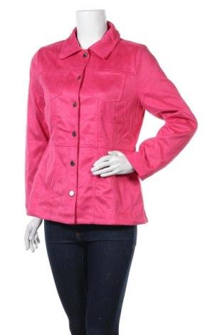 Дамско яке Damart, Размер M, Цвят Розов, 100% полиестер, Цена 17,96лв.