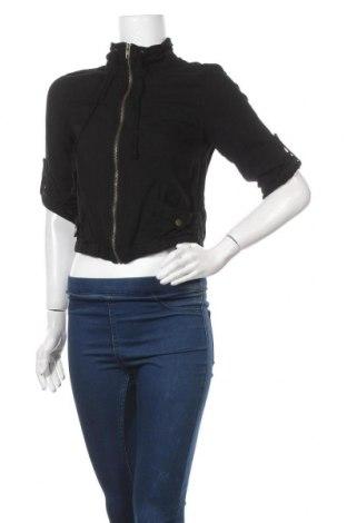 Дамско яке Dotti, Размер S, Цвят Черен, 100% вискоза, Цена 15,59лв.