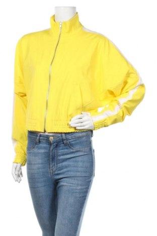 Дамско яке Drykorn for beautiful people, Размер S, Цвят Жълт, 87% полиестер, 13% еластан, Цена 59,75лв.