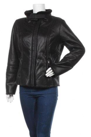 Дамско яке Gina, Размер L, Цвят Черен, Полиестер, Цена 27,72лв.