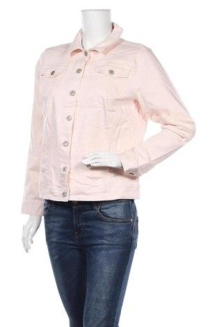 Дамско яке Grae, Размер L, Цвят Розов, 67% памук, 30% 3% еластан, Цена 46,88лв.