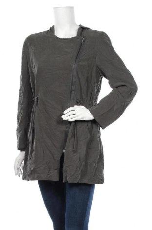 Дамско яке H&M Divided, Размер M, Цвят Зелен, 70% модал, 30% полиестер, Цена 9,98лв.