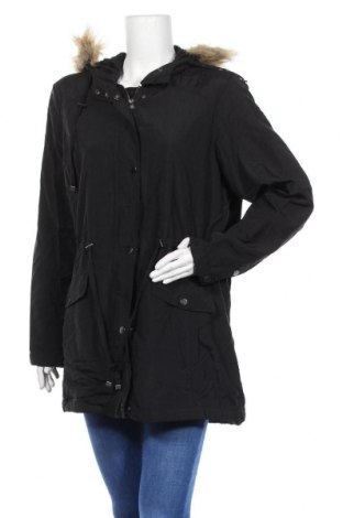 Дамско яке Katies, Размер XL, Цвят Черен, Полиестер, Цена 54,60лв.