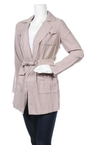 Дамско яке New Look, Размер S, Цвят Сив, 93% вискоза, 7% полиестер, Цена 27,60лв.