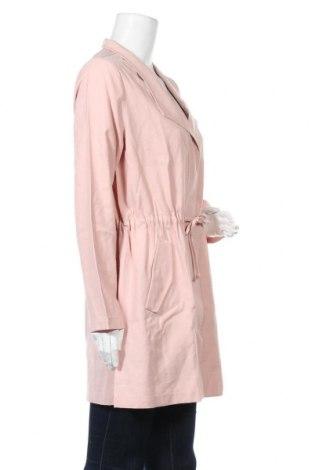 Дамско яке ONLY, Размер L, Цвят Розов, 90% вискоза, 10% полиестер, Цена 49,50лв.