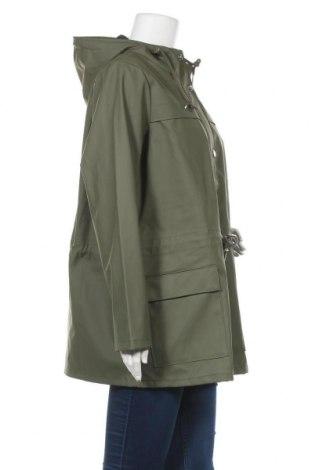 Дамско яке Only Carmakoma, Размер L, Цвят Зелен, Полиуретан, Цена 35,60лв.