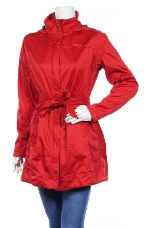 Дамско яке Snowgum, Размер L, Цвят Червен, Полиестер, Цена 26,78лв.