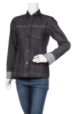 Дамско яке Yessica, Размер M, Цвят Сив, 97% памук, 3% еластан, Цена 9,41лв.