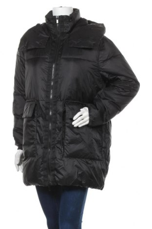 Γυναικείο μπουφάν Zara, Μέγεθος M, Χρώμα Μαύρο, Πολυαμίδη, Τιμή 41,89€