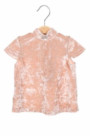 Детска блуза Firetrap, Размер 12-18m/ 80-86 см, Цвят Пепел от рози, 93% полиестер, 7% еластан, Цена 12,25лв.
