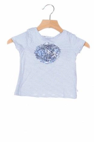 Παιδική μπλούζα Obaibi, Μέγεθος 6-9m/ 68-74 εκ., Χρώμα Λευκό, Βαμβάκι, Τιμή 11,54€