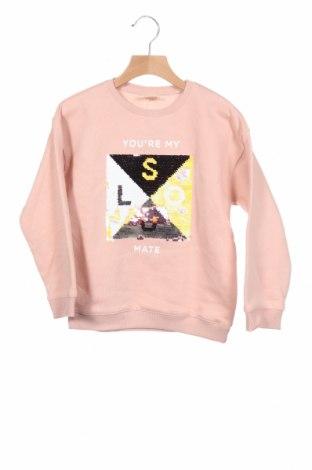 Παιδική μπλούζα Zara Kids, Μέγεθος 6-7y/ 122-128 εκ., Χρώμα Ρόζ , 65% βαμβάκι, 35% πολυεστέρας, Τιμή 7,37€
