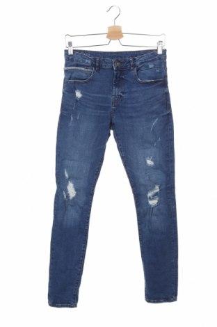 Παιδικά τζίν Zara Kids, Μέγεθος 13-14y/ 164-168 εκ., Χρώμα Μπλέ, Τιμή 16,37€