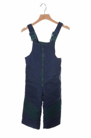 Παιδική σαλοπέτα για χειμερινά σπορ, Μέγεθος 2-3y/ 98-104 εκ., Χρώμα Μπλέ, Πολυαμίδη, Τιμή 20,98€