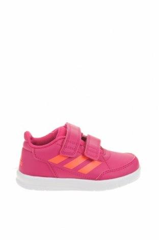 Παιδικά παπούτσια Adidas, Μέγεθος 24, Χρώμα Ρόζ , Δερματίνη, Τιμή 33,49€