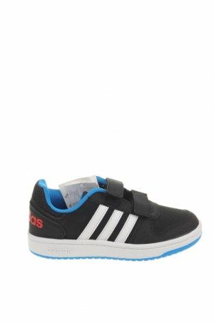Παιδικά παπούτσια Adidas, Μέγεθος 31, Χρώμα Μαύρο, Κλωστοϋφαντουργικά προϊόντα, Τιμή 33,49€