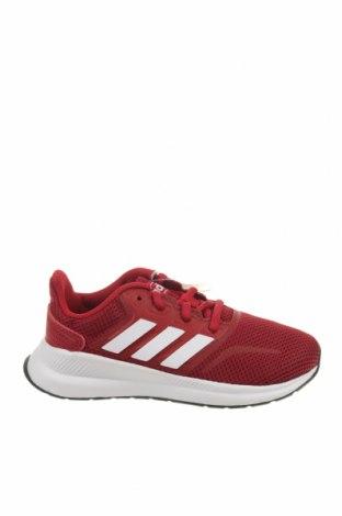 Παιδικά παπούτσια Adidas, Μέγεθος 28, Χρώμα Κόκκινο, Κλωστοϋφαντουργικά προϊόντα, Τιμή 37,25€
