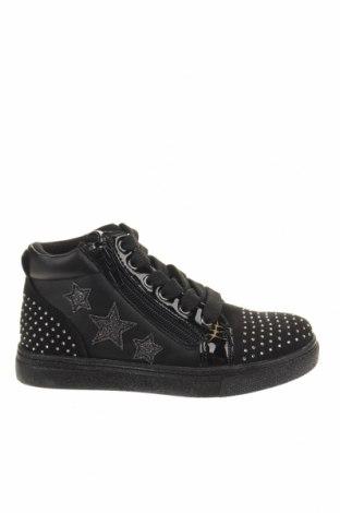 Παιδικά παπούτσια Bata, Μέγεθος 29, Χρώμα Μαύρο, Δερματίνη, κλωστοϋφαντουργικά προϊόντα, Τιμή 18,93€