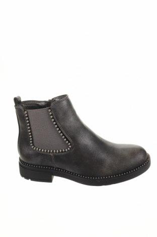 Παιδικά παπούτσια Bata, Μέγεθος 34, Χρώμα Ασημί, Δερματίνη, Τιμή 27,69€