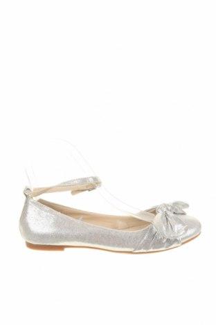 Παιδικά παπούτσια Bata, Μέγεθος 35, Χρώμα Ασημί, Κλωστοϋφαντουργικά προϊόντα, Τιμή 18,22€