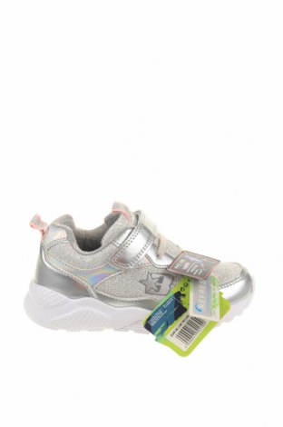 Παιδικά παπούτσια Beppi, Μέγεθος 28, Χρώμα Γκρί, Δερματίνη, κλωστοϋφαντουργικά προϊόντα, Τιμή 20,68€