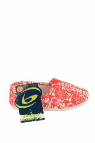 Παιδικά παπούτσια Beppi, Μέγεθος 25, Χρώμα Κόκκινο, Κλωστοϋφαντουργικά προϊόντα, Τιμή 13,67€