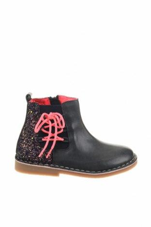 Παιδικά παπούτσια Billieblush, Μέγεθος 30, Χρώμα Μπλέ, Γνήσιο δέρμα, κλωστοϋφαντουργικά προϊόντα, Τιμή 41,71€