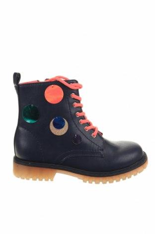 Παιδικά παπούτσια Billieblush, Μέγεθος 32, Χρώμα Μπλέ, Δερματίνη, Τιμή 31,20€