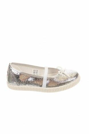 Παιδικά παπούτσια Chipie, Μέγεθος 29, Χρώμα Ασημί, Κλωστοϋφαντουργικά προϊόντα, Τιμή 18,95€