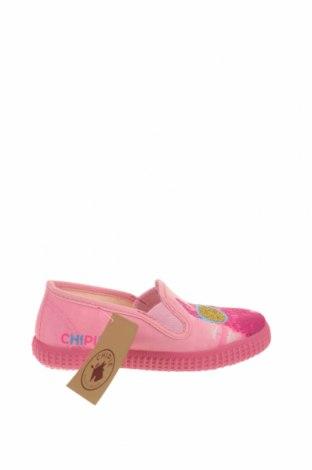 Παιδικά παπούτσια Chipie, Μέγεθος 26, Χρώμα Ρόζ , Κλωστοϋφαντουργικά προϊόντα, Τιμή 18,95€