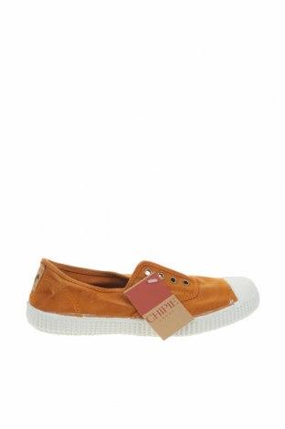 Παιδικά παπούτσια Chipie, Μέγεθος 35, Χρώμα Καφέ, Κλωστοϋφαντουργικά προϊόντα, Τιμή 16,24€