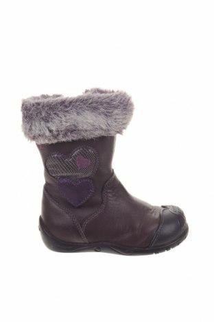 Παιδικά παπούτσια Clarks, Μέγεθος 20, Χρώμα Βιολετί, Γνήσιο δέρμα, Τιμή 21,34€