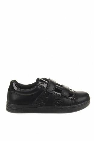 Παιδικά παπούτσια Geox, Μέγεθος 34, Χρώμα Μαύρο, Δερματίνη, Τιμή 37,25€