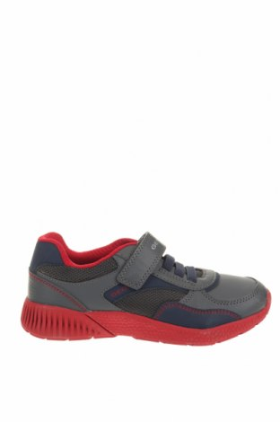 Παιδικά παπούτσια Geox, Μέγεθος 33, Χρώμα Πολύχρωμο, Δερματίνη, κλωστοϋφαντουργικά προϊόντα, Τιμή 32,15€
