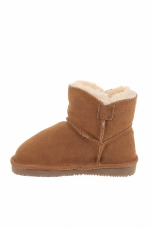 Παιδικά παπούτσια Gooce, Μέγεθος 26, Χρώμα Καφέ, Φυσικό σουέτ, Τιμή 53,74€