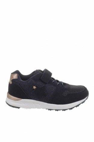 Παιδικά παπούτσια Grain De Ble, Μέγεθος 31, Χρώμα Μπλέ, Δερματίνη, κλωστοϋφαντουργικά προϊόντα, Τιμή 26,68€