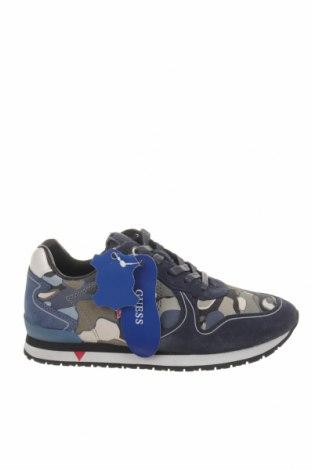 Παιδικά παπούτσια Guess, Μέγεθος 34, Χρώμα Πολύχρωμο, Φυσικό σουέτ, δερματίνη, Τιμή 48,54€