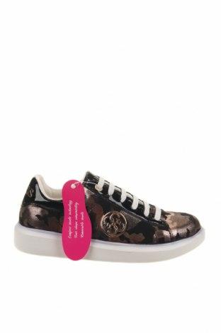 Παιδικά παπούτσια Guess, Μέγεθος 30, Χρώμα Μαύρο, Κλωστοϋφαντουργικά προϊόντα, Τιμή 29,73€