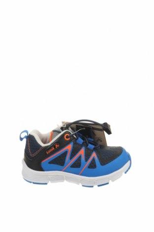 Παιδικά παπούτσια Kamik, Μέγεθος 23, Χρώμα Πολύχρωμο, Κλωστοϋφαντουργικά προϊόντα, δερματίνη, Τιμή 18,44€