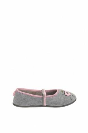 Детски обувки Le Phare De La Baleine, Размер 32, Цвят Сив, Текстил, Цена 24,36лв.