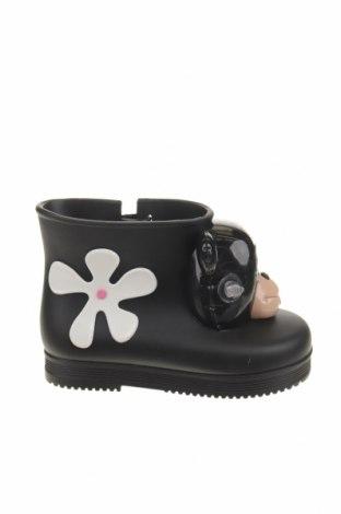 Παιδικά παπούτσια Melissa + Jeremy Scott, Μέγεθος 25, Χρώμα Μαύρο, Πολυουρεθάνης, Τιμή 45,47€