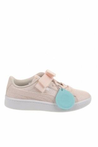 Παιδικά παπούτσια PUMA, Μέγεθος 33, Χρώμα Ρόζ , Δερματίνη, Τιμή 29,73€