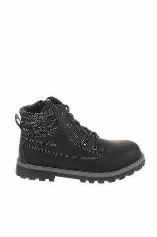 Παιδικά παπούτσια Saxo Blues, Μέγεθος 32, Χρώμα Μαύρο, Δερματίνη, Τιμή 16,29€